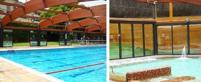 Piscina d 39 estiu club nataci rub for Piscina rubi